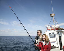 Lake & Sea Fishing Tour - 4 dagen